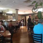 Westchester Burger Interior