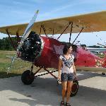 Happy, Happy Biplane Thrill Ride