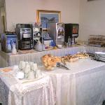 Breakfast at Hotel Atlantico