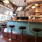 Rocotillos - view of seating at the counter
