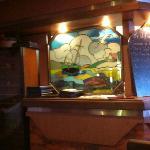 accueil salle restaurant