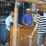 Bar del camping