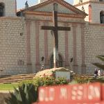Visit the Santa Barbara Mission while in-town - beautiful