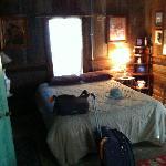 Legends shack smaller bedroom