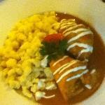 poulet paprika et spaetzle