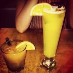 Alabahma Slammer & June Bug Cocktails