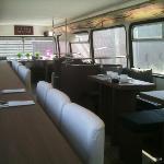 étage du bus