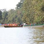 More boat trip