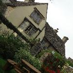 The Lamb Inn from the Beer Garden