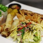 Appetizer Platter for two