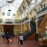 Museum Exhibition Hall