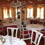 Sala comedor principal donde disfrutamos de la comida