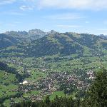 View of Gstaad