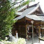 Kakinomoto Shrine