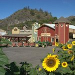 The Country Village includes the Produce Barn, Scratch Bakery, Gift Shop, and Cafe