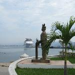 Manzanillo harbour