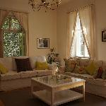 Maria Suite sitting room.