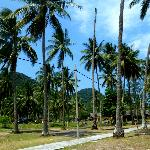Resort compound