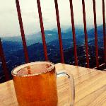 beer by the himalayas