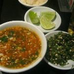 Need more spicier can added chili, lime & chopped garlic