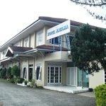 Hotel Natama Front Building