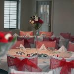 Room Set Up Engagement Party