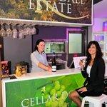 Zero Davey Cafe offers Riversdale Estate Wine tastings