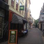 Front - pretty street