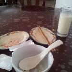 Wonderful!!! Daily healthy breakfast buffet at 3FL
