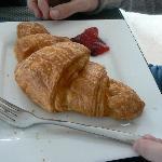 HUGE croissant