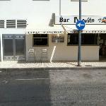 Bar Bocaito. Fachada.