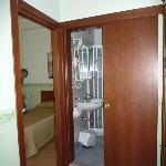 Hall de la chambre