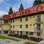 Hotel Janosik Terchova
