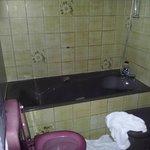 salle de bain hors du temps