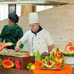 HSM Don Juan - Our cooks prepare your meat and fish as you like.