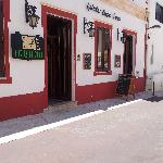 Entrance at Rua Latino Coelho