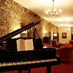 Salón piano