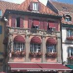 htel restaurant de la cigogne  Munster (68)