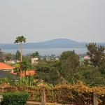 Lake Victoria in the distance