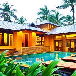 Silent Palm Bungalows Foto