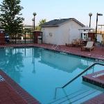 Nice (clean) pool