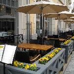 Restaurant Neiburgs terrace