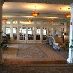 Lobby and Breakfast Room