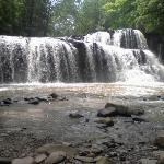 Brush Creek Falls ~ July