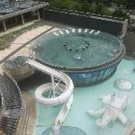 超大18度C的SPA水世界