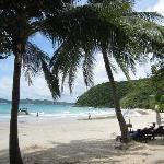 The beautiful beach @ Lima Coco