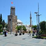 Masjid Main Antalya Bazar