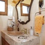 Baño dentro de habitacion