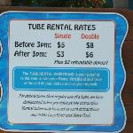 Tube Rentals