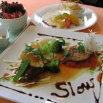 Hotel Slow Suizenji Foto